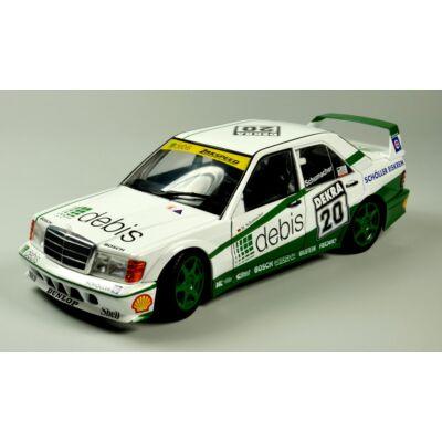 """Mercedes-Benz 190E 1991 """"Schumacher"""" 1:18"""