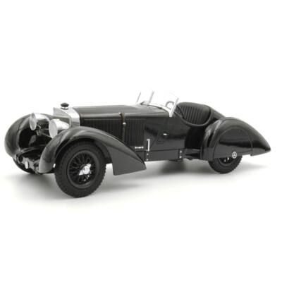Mercedes-Benz SSK Count Trossi 1930 1:18 Modellautó