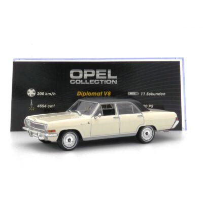 Opel Diplomat V8 Limusine 1:43 Modellautó
