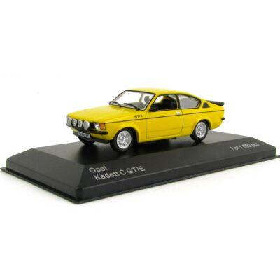 Opel Kadett C GT/E 1:43 Kisautó