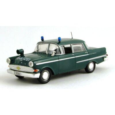 Opel Kapitan Polizei Autómodell