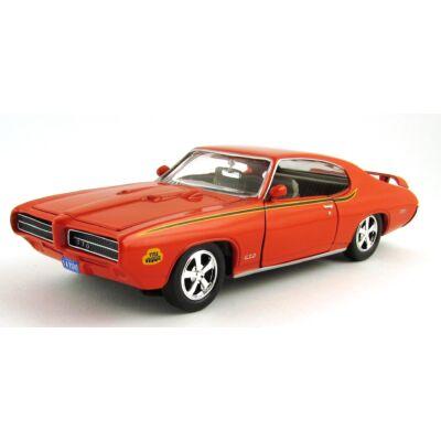 Pontiac GTO 1969 Modellautó