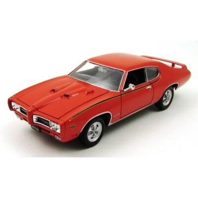 Pontiac GTO 1969 fémautó