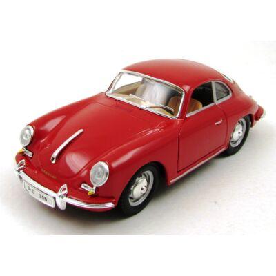 Porsche 356 B Coupe 1:24 játékautó 1