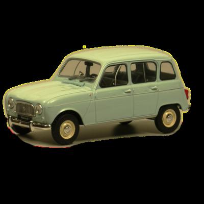 Renault 4L 1:24 Modellautó