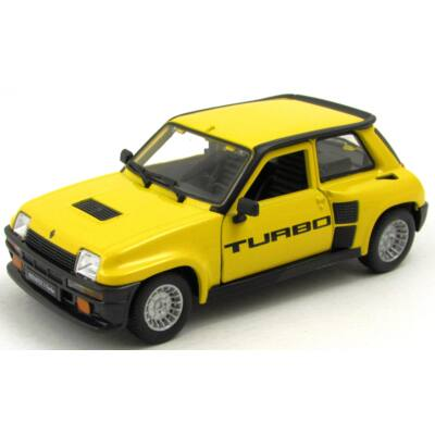 Renault 5 Turbó Makettautó