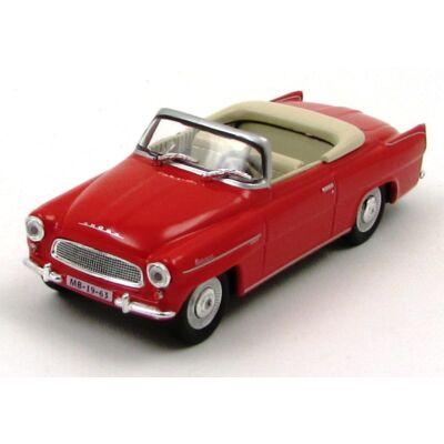 Skoda Felicia Roadster 1963 vitrinben gyűjtőknek
