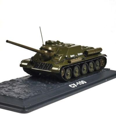 SU - 100 Tank