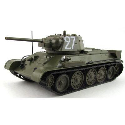 Tank T-34-76 1942 1:43 Modellautó