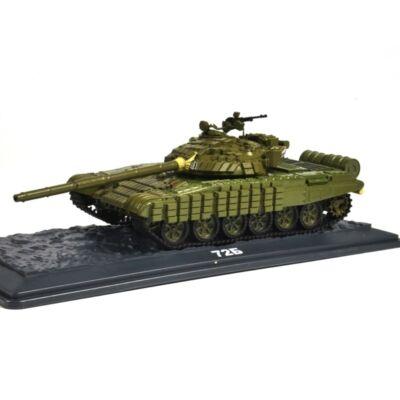 Tank T-72B 1:43