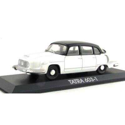 Tatra 600 1:43 Autómodell