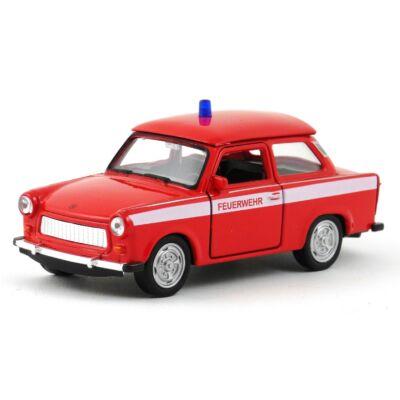 Trabant 601 Tűzoltó Modellautó