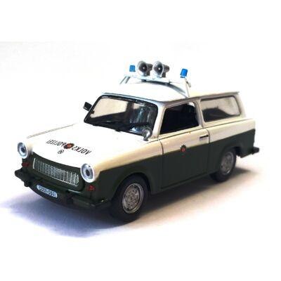 Trabant 601 Universal Rendőr 1:43 Autómodell