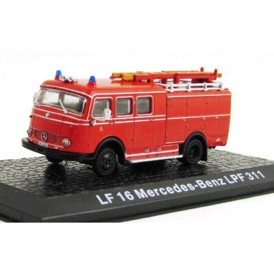 Tűzoltó - LF 16 Mercedes-Benz LPF 311 Modellautó