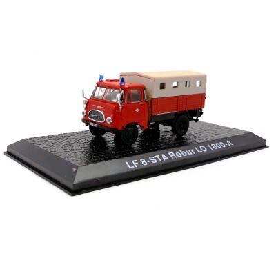 Tűzoltó - LF 8-STA Robur LO 1800-A Makettautó