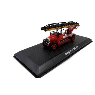 Tűzoltó Magirus DL 26 Autómodell