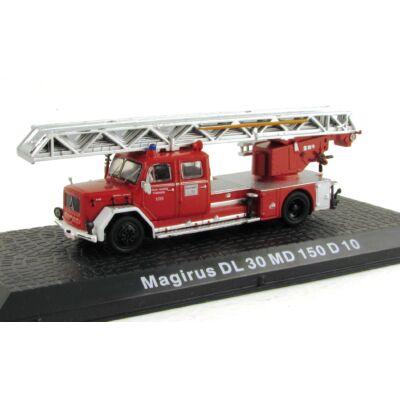 Tűzoltó - Magirus DL 30 MD 150 D 10 Modellautó