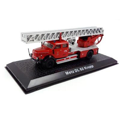 Tűzoltó Metz DL 52 Krupp Autómodell