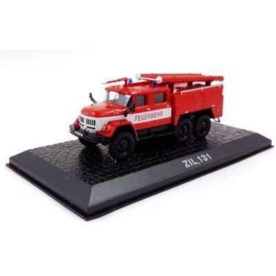 Tűzoltó - Zil 131 Játékautó