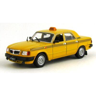 Volga Gaz-3110 Taxi Autómodell