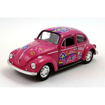 Volkswagen Beetle Peace Modellautó