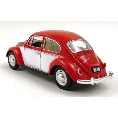 Volkswagen Bogár 1967 1-24 kétszínű makettautó