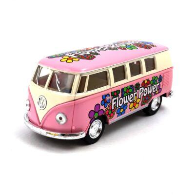 Volkswagen Classical Busz 1962 Modellautó