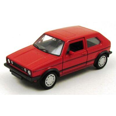 Volkswagen Golf I GTI fémautó