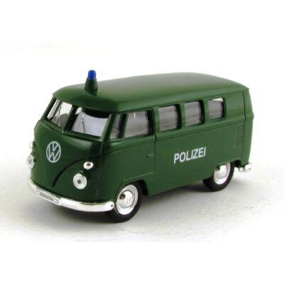 Volkswagen T1 Busz Polizia 1963 Modellautó