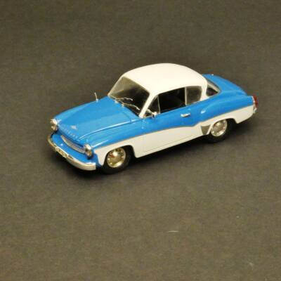 Wartburg 311 Coupe 1:43