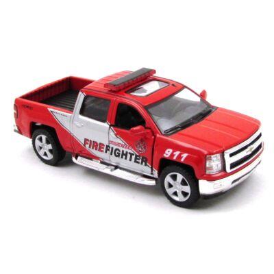 Chevrolet Silverado Fire fémautó