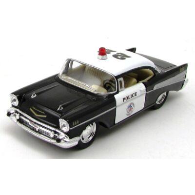 Chevrolet Bel Air 1957 Police autómodell