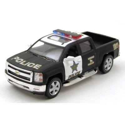 Chevrolet Silverado 2014 Police autómodell