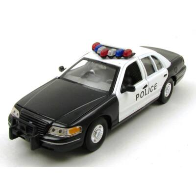 Ford Crown Victoria 1999 Police autómodell 2