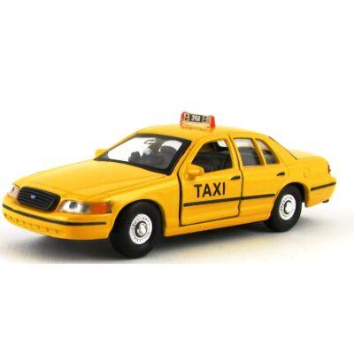 Ford Crown Victoria 1999 Taxi Modellautó