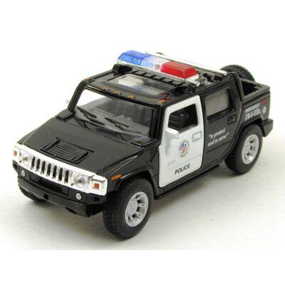 Hummer H2 SUT 2005 Police autómodell