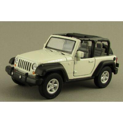 Jeep Wrangler Rubicon Modellautó