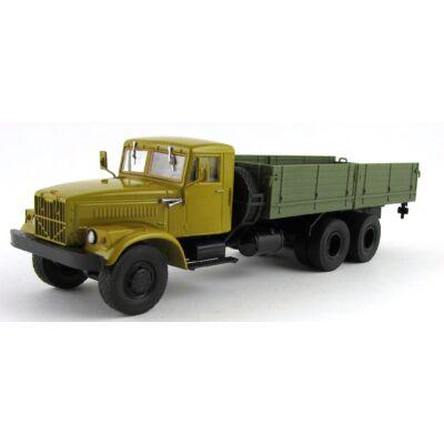 Kraz 257 B1 1977 Tehergépkocsi 1:43 Modellautó