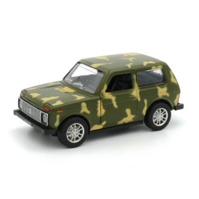 Lada Níva Katonai Gyerekjáték Modellautó