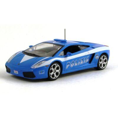 Lamborghini Gallardo Polizia Autómodell
