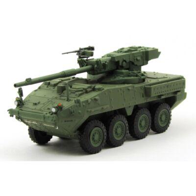 M1128 Sztrájker harckocsi fémautó 1