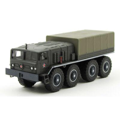 MAZ-535A katonai teherautó fémautó 1