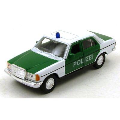 Mercedes-Benz E-Class Polizei fémautó