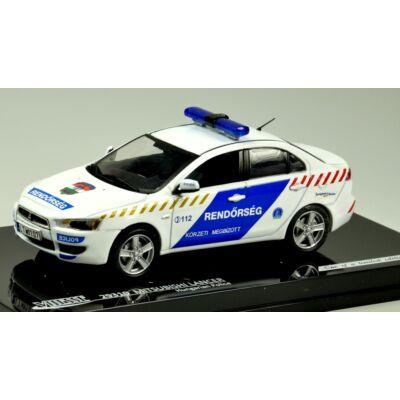 Mitsubishi Lancer X Police 1:43