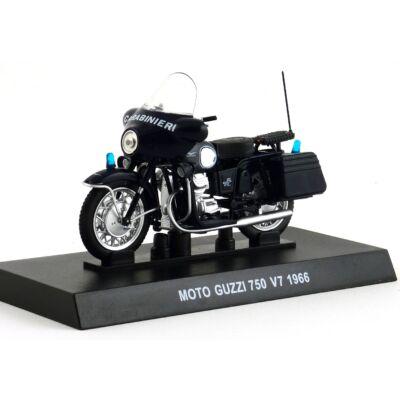 Moto Guzzi 750 V7 1966 1:24 Modellautó
