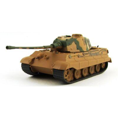 Pz.Kpfw VI Ausf.B Harckocsi Modellautó