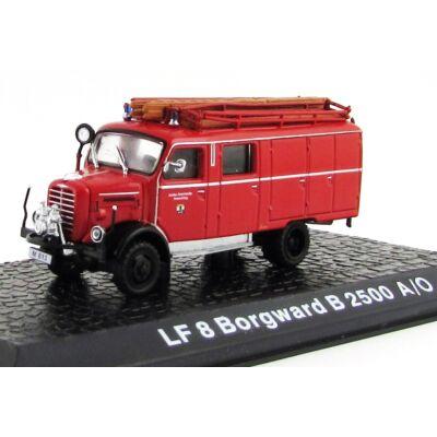 Tűzoltó - LF 8 Borgward B 2500 A/O Modellautó