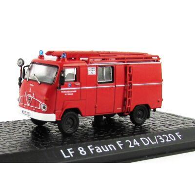 Tűzoltó - LF 8 Faun F24 DL/320 F Modellautó