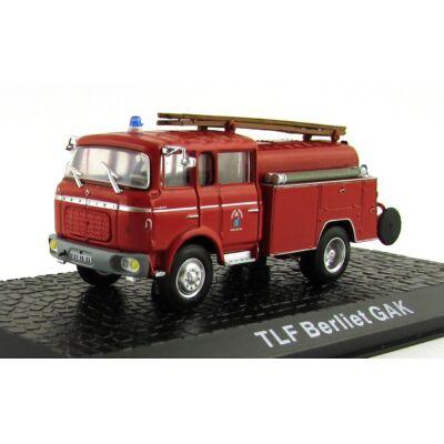 Tűzoltó - TLF Berliet GAK Modellautó