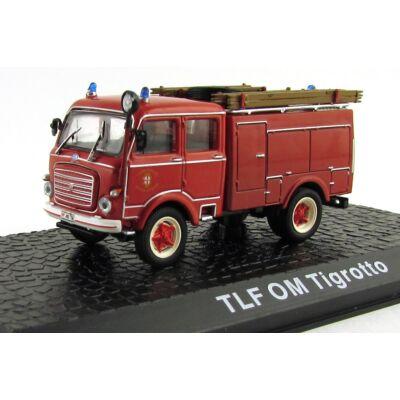Tűzoltó - TLF OM Tigrotto Modellautó